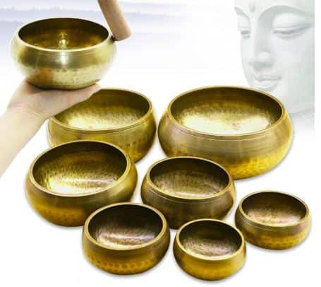 Holy Ritual Items for Tibetan Buddhism